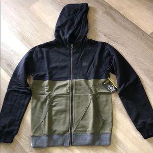 NWT Volcom Big Boy Jacket, Size YM